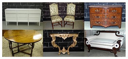 Antique furniture restoration in Toronto by Eurocraft
