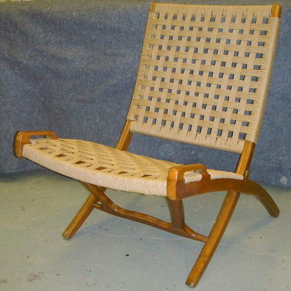 06_HANS WEGNER  foldable chair