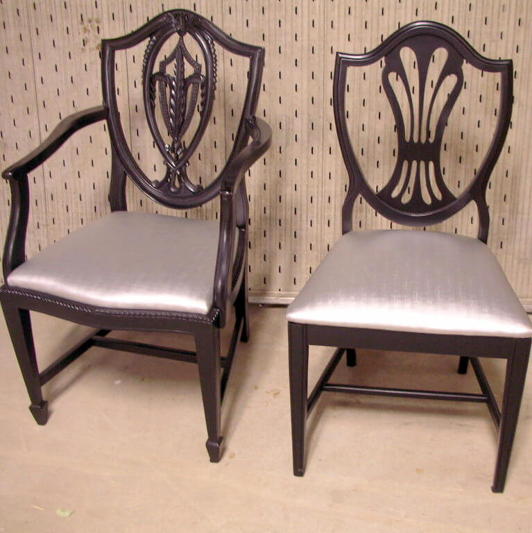 efinish and reupholstery