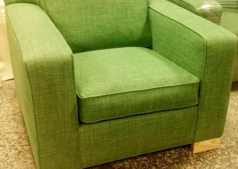 upholstery armchair