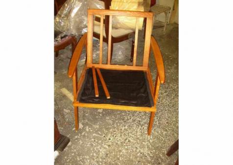 Antique chair repair